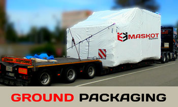 Ground packaging