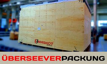 Overseas packaging